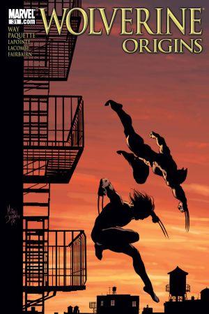 Wolverine Origins (2006) #31