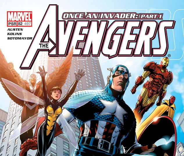 Avengers (1998) #82