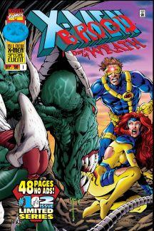 X-Men Vs. Brood #1
