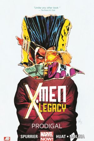 X-Men Legacy Vol. 1: Prodigal (Trade Paperback)