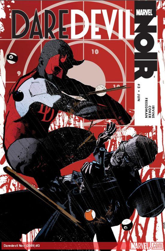 Daredevil Noir (2009) #3