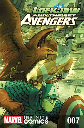 Lockjaw and the Pet Avengers (2017) #7