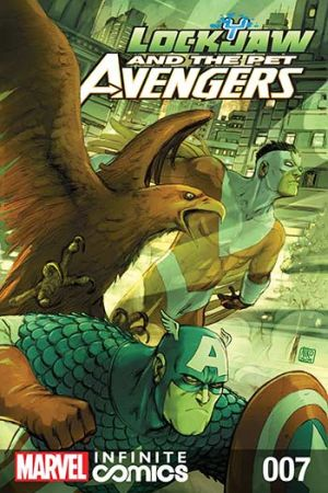 Lockjaw and the Pet Avengers #7