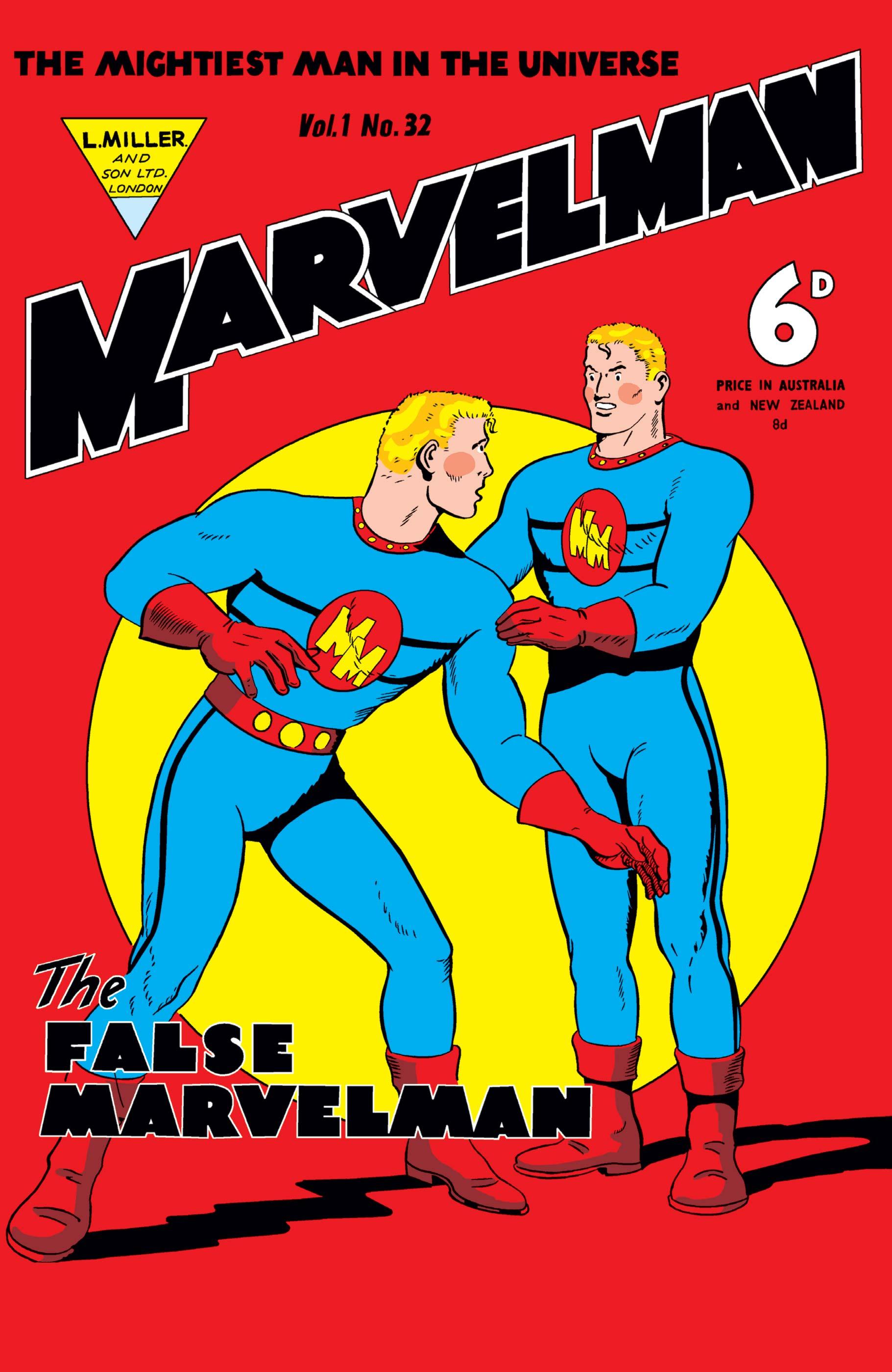Marvelman (1954) #32