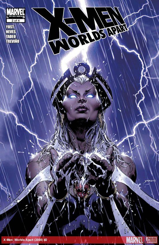 X-Men: Worlds Apart (2008) #2