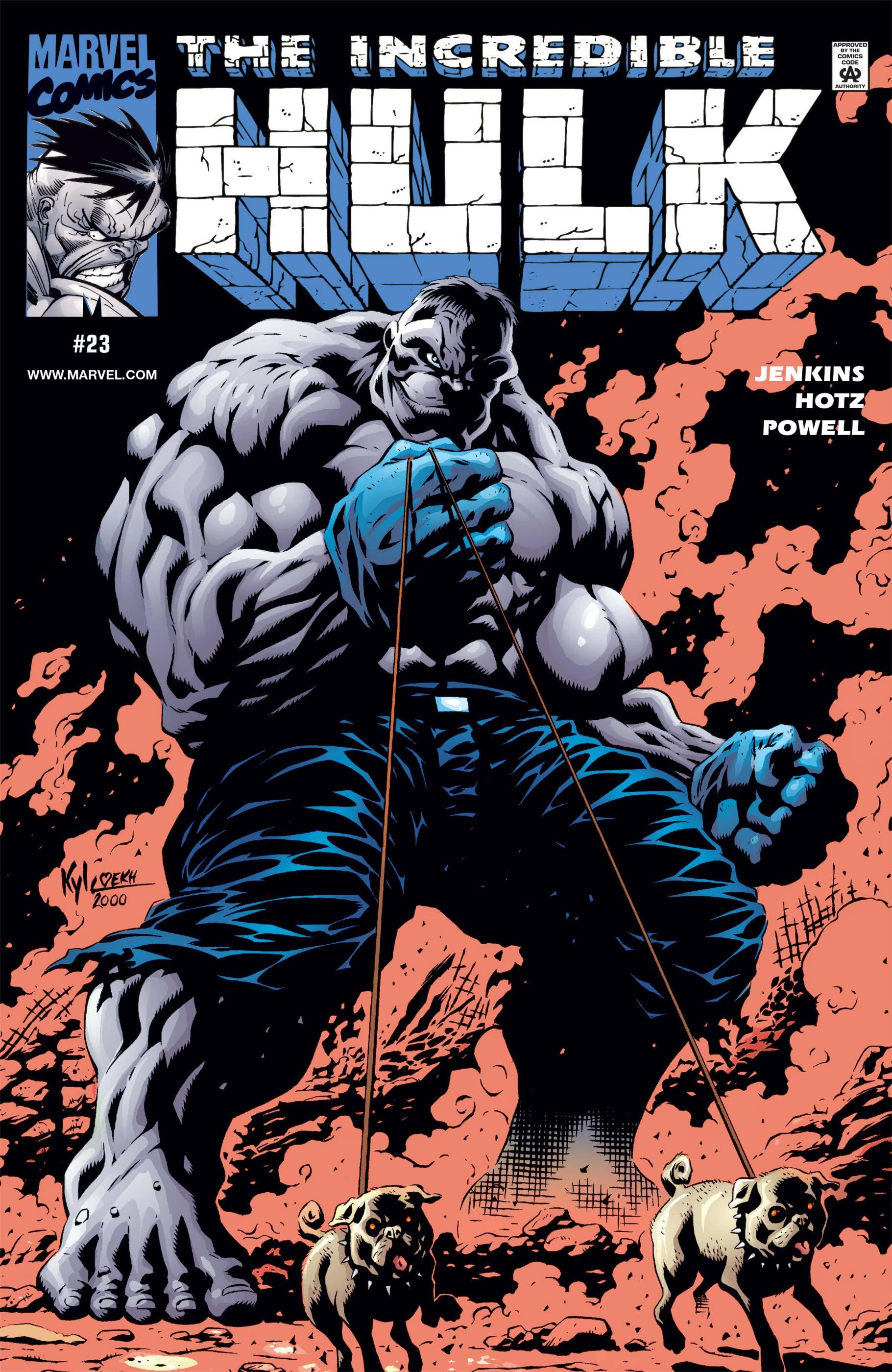Hulk (1999) #23