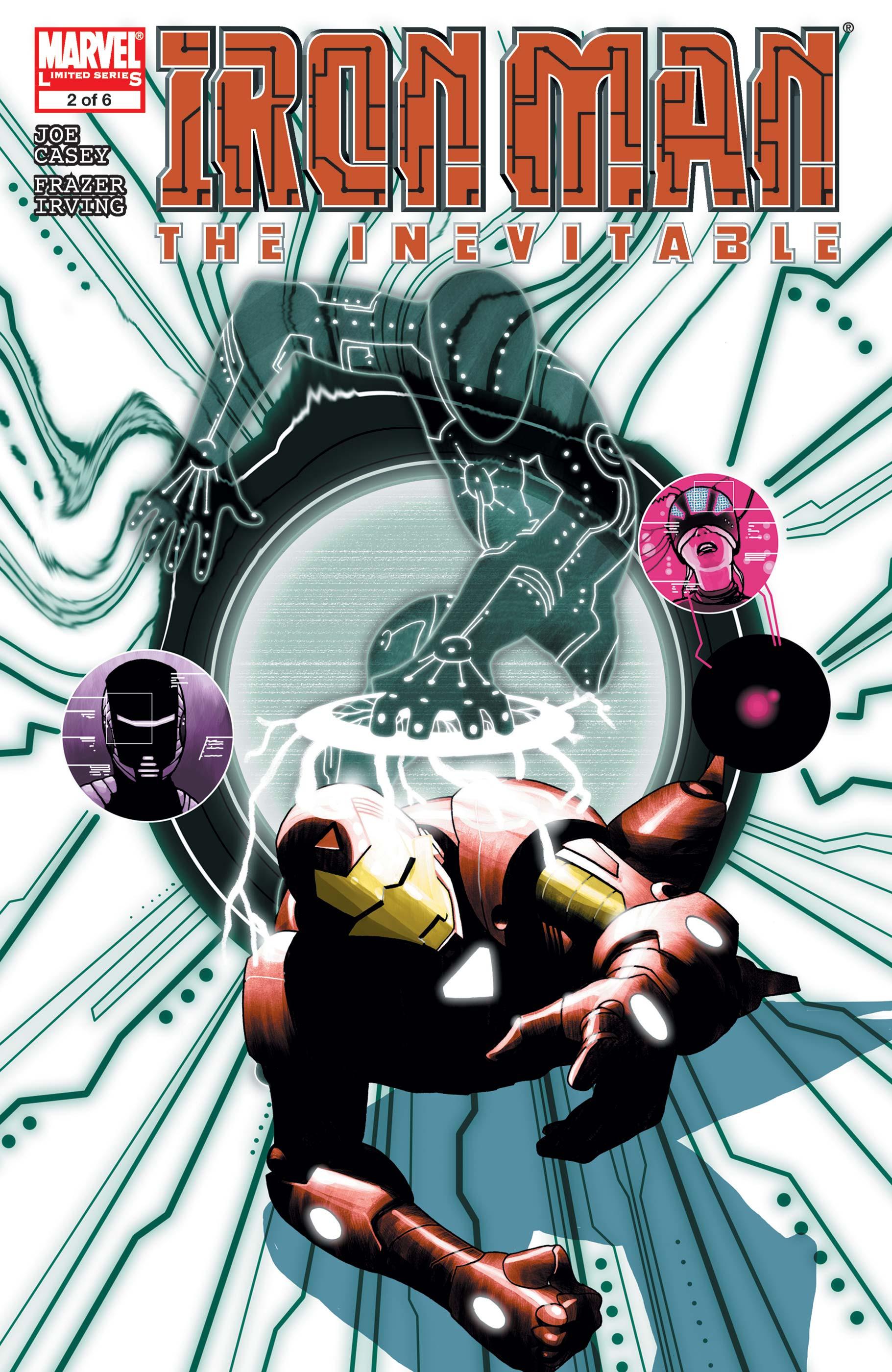 Iron Man: Inevitable (2005) #2
