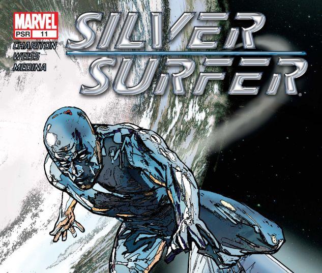 SILVER SURFER (2003) #11