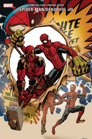 Spider-Man/Deadpool (2016) #49