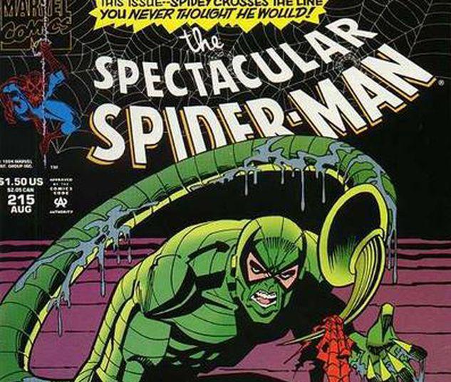 Spectacular Spider-Man #215