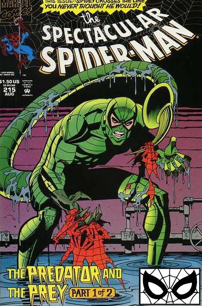 Peter Parker, the Spectacular Spider-Man (1976) #215