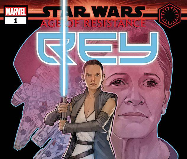 STAR WARS: AGE OF RESISTANCE - REY 1 #1