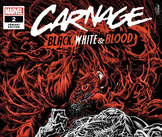 Carnage: Black, White & Blood #2