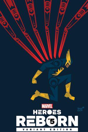 Heroes Reborn #5  (Variant)