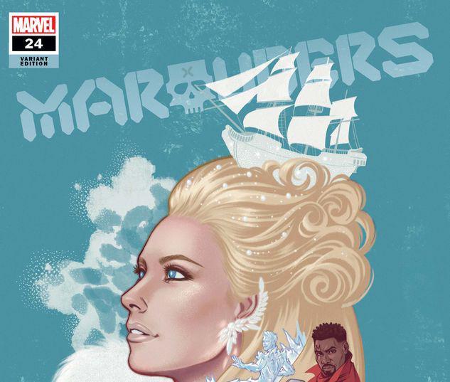 Marauders #24