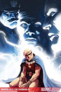 Marvel Boy: The Uranian #3