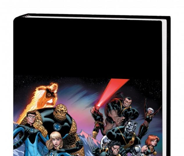 ULTIMATUM: X-MEN/FANTASTIC FOUR PREMIERE HC #1