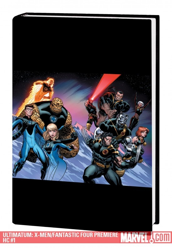 Ultimatum: X-Men/Fantastic Four (Hardcover)