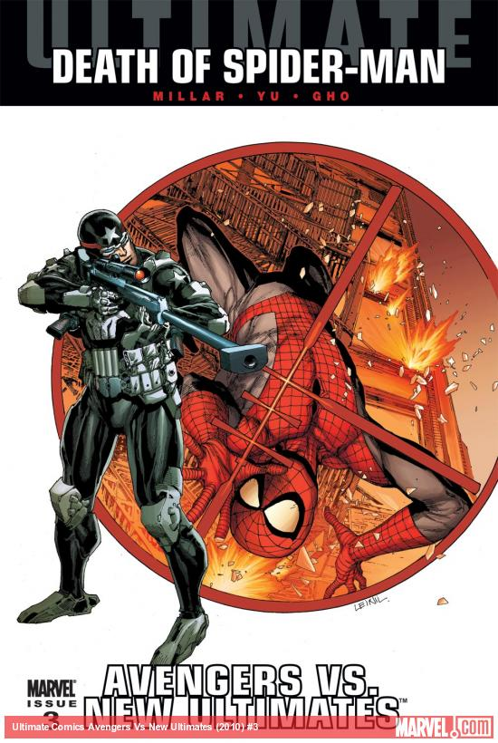 Ultimate Avengers Vs. New Ultimates (2011) #3