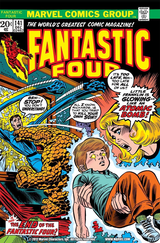 Fantastic Four (1961) #141