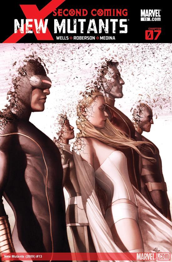 New Mutants (2009) #13