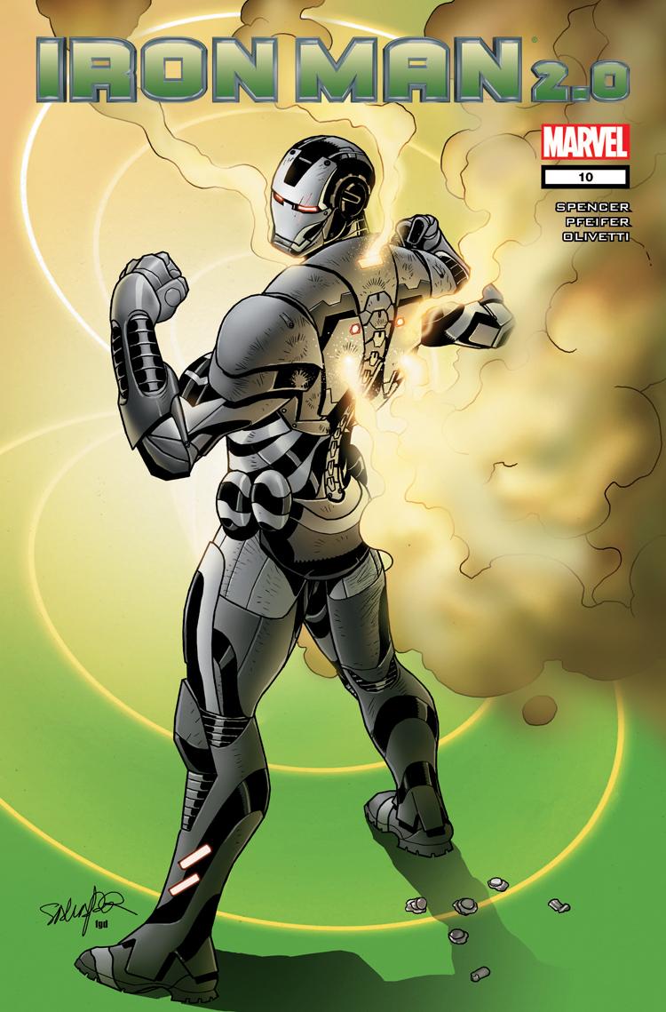 Iron Man 2.0 (2011) #10