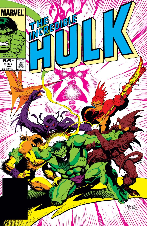 Incredible Hulk (1962) #306