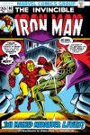 Iron Man (1968) #60 Cover