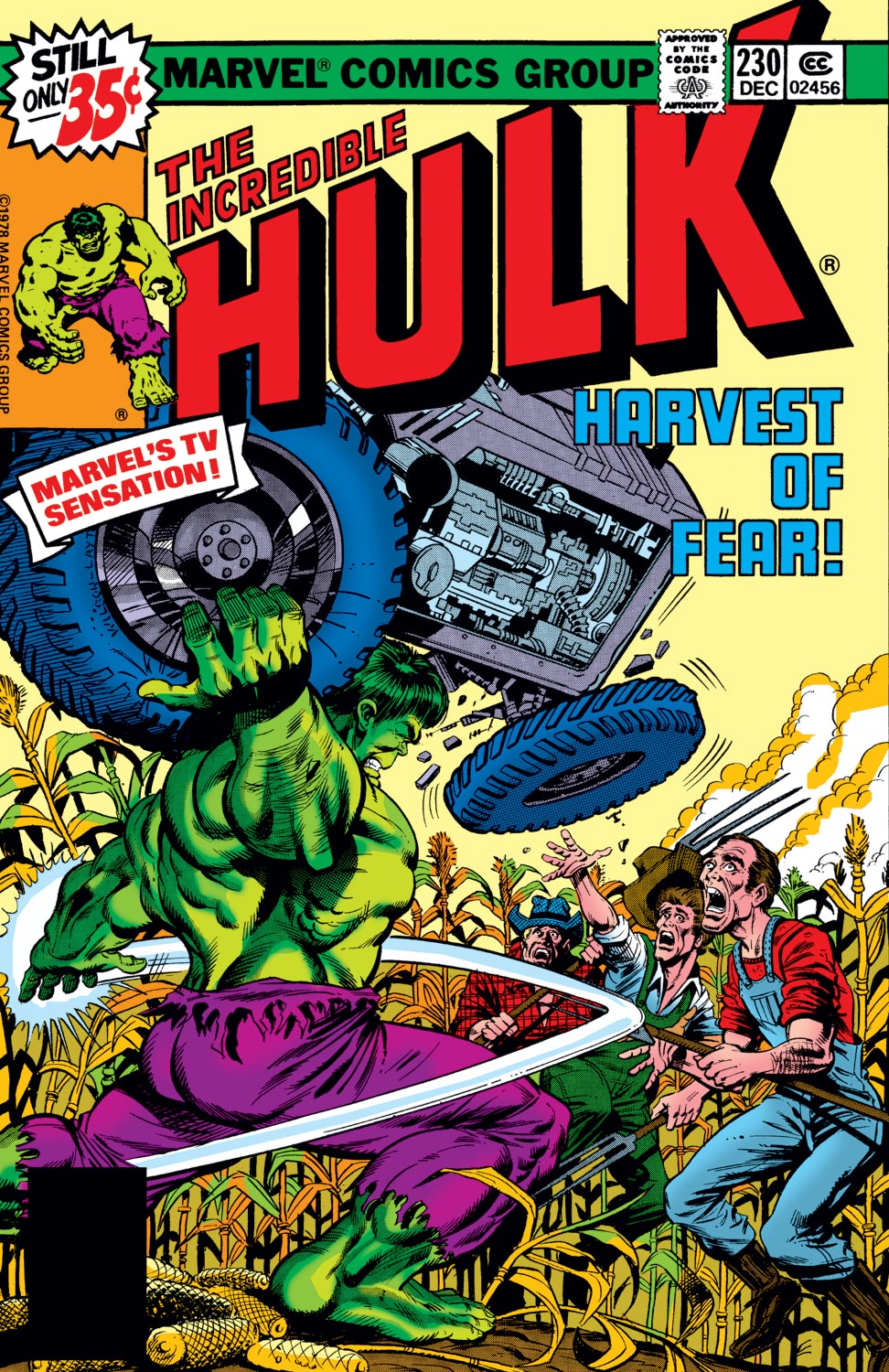 Incredible Hulk (1962) #230