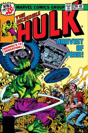 Incredible Hulk #230