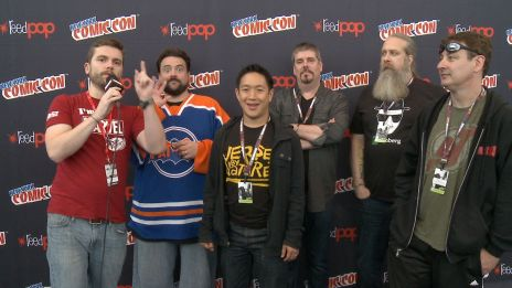 NYCC 2013: Kevin Smith, Comic Book Men Interview