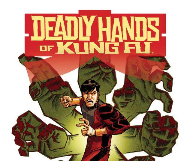 DEADLY HANDS OF KUNG FU 1 (ANMN, WITH DIGITAL CODE)
