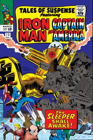 Tales of Suspense (1959) #72