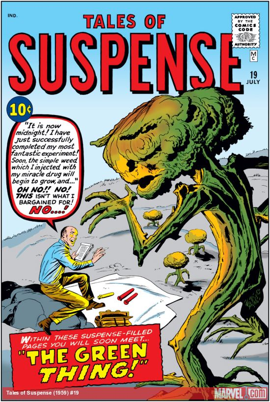 Tales of Suspense (1959) #19