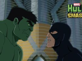 Hulk meets Black Bolt in Marvel's Hulk and the Agents of S.M.A.S.H. - Inhuman Nature