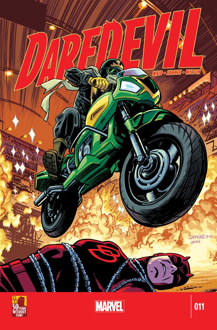 Daredevil (2014) #11