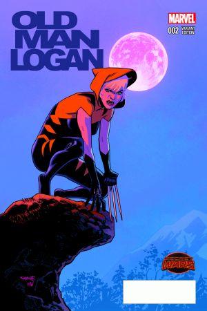 Old Man Logan (2015) #2 (Samnee Gwenverine Variant)