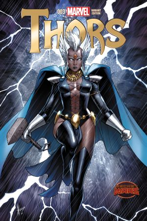 Thors (2015) #3 (Keown Variant)
