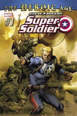 Steve Rogers: Super-Soldier (2010) #1
