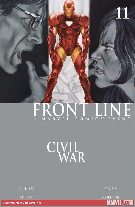 Civil War: Front Line (2006) #11