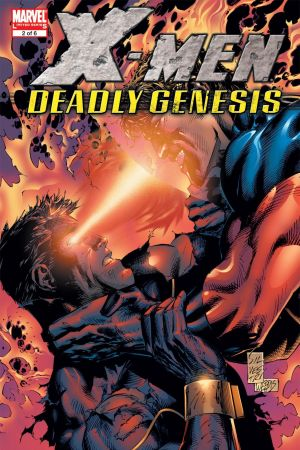 X-Men: Deadly Genesis (2005) #2