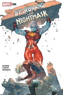 Starbrand & Nightmask #6