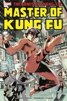 SHANG-CHI: MASTER OF KUNG FU OMNIBUS VOL. 1 (Hardcover)