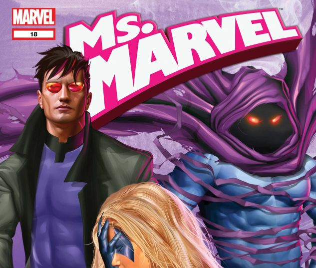Ms. Marvel (2006) #18