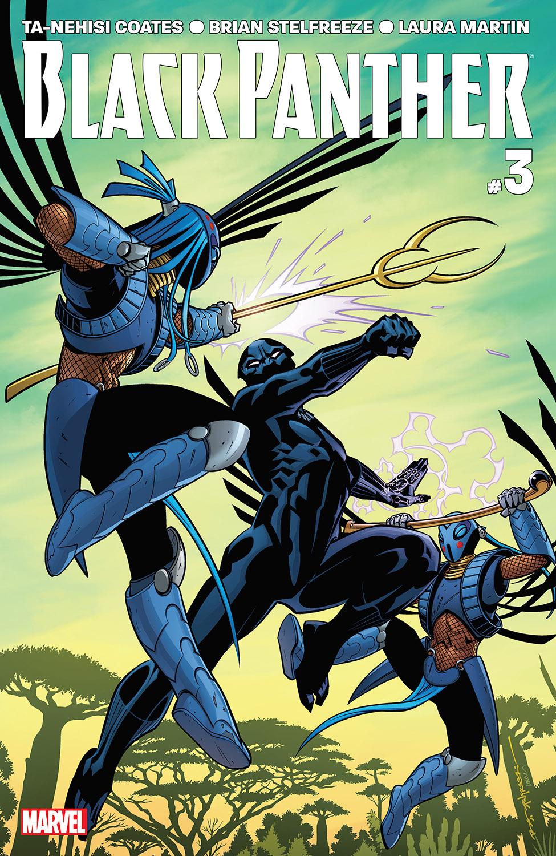 Black Panther (2016) #3