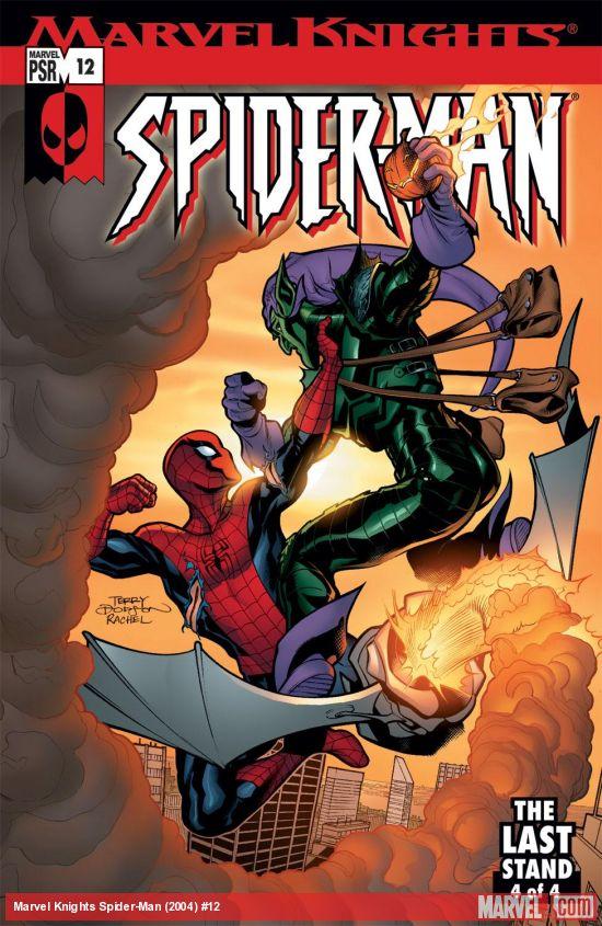 Marvel Knights Spider-Man (2004) #12