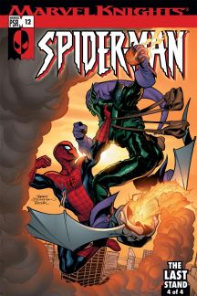 Marvel Knights Spider-Man #12