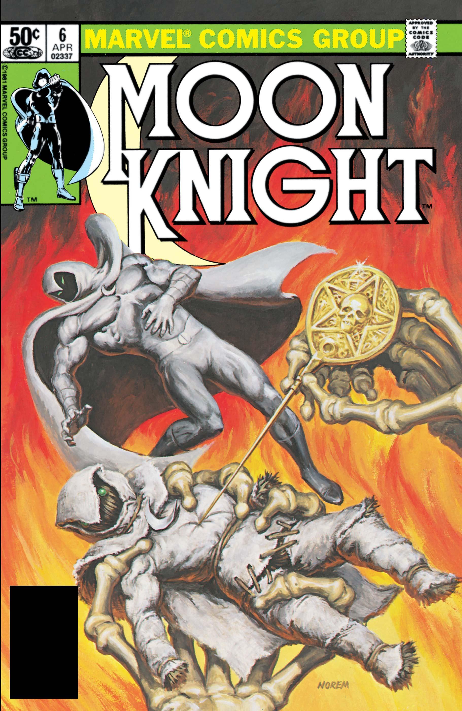 Moon Knight (1980) #6