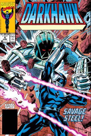 Darkhawk (1991) #4