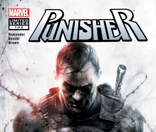 PUNISHER: IN THE BLOOD (2010) #1